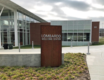 Lombardo Welcome Center at Millersville University - 2018